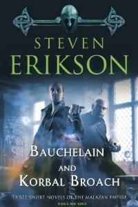 Bauchelain and Korbal Broach