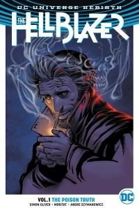 The Hellblazer Vol. 1: The Poison Truth (Rebirth)