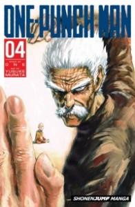 Ванпанчмен, Том №4. One-Punch Man, Vol. 4