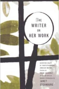 The Writer on Her Work (Vol. 1)