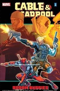 Cable/Deadpool Volume 4: Bosom Buddies TPB