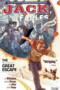 Jack of Fables vol. 1 The (Nearly) Great Escape