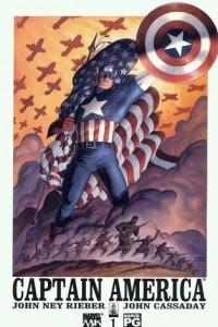 Captain America Vol. 4