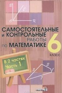 Самостоятельные и контрольные работы по математике. 6 класс. В 2 частях. Часть 1