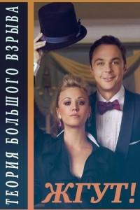 Теория Большого взрыва (The Big Bang Theory). 1-2 сезоны. Жгут!