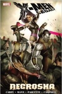X-Men Legacy: Necrosha