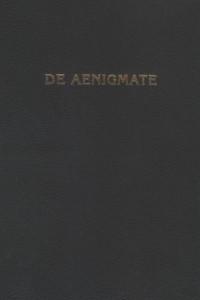 De Aenigmate / О Тайне