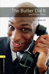 The Butler Did It and Other Plays: Stage 1