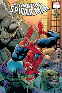 The Amazing Spider-Man (2018) #1