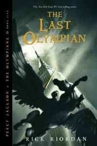 Перси Джексон и последний олимпиец