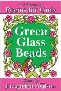 Green Glass Beads