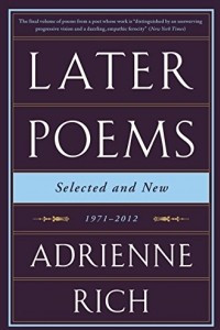 Later Poems: Selected and New: 1971-2012