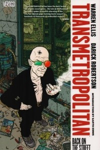 Transmetropolitan: Volume 1: Back on the Street