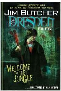 Jim Butcher's Dresden Files Welcome to the Jungle