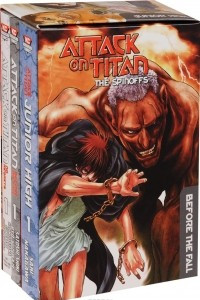 Attack on Titan: The Spinoffs