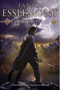 Orb, Sceptre, Throne