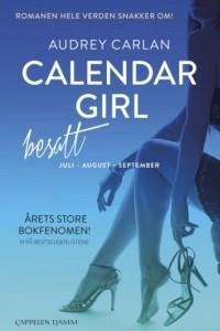 Calendar Girl Besatt