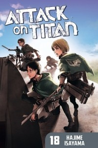 Attack on Titan: Volume 18