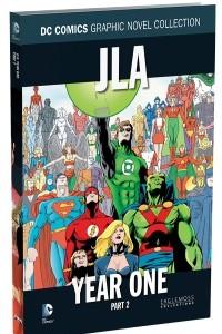 JLA: Year One Part 2