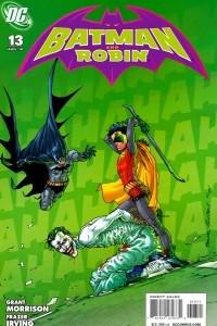 Batman and Robin: Batman Must Die