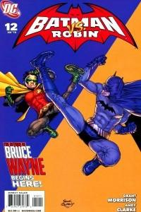 Batman and Robin: Batman vs. Robin