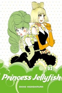 Princess Jellyfish Vol. 3