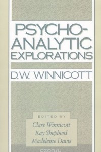 Psycho?Analytic Explorations