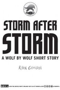 Storm After Storm