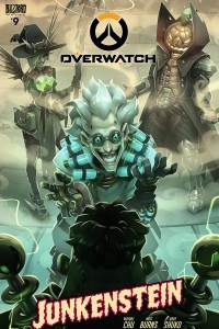 Overwatch #9: Junkenstein