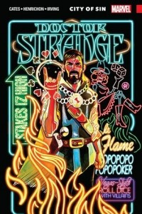 Doctor Strange by Donny Cates, Vol. 2: City of Sin