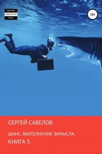 Шанс. Выполнение замысла. Сергей Савелов. Книга 3
