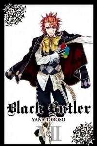 Black Butler Vol.7