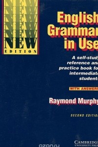 English Grammar in Use with Answer: A Self-Study Reference and Practice Book for Intermediate Students