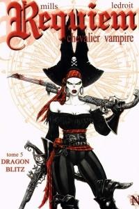 Реквием, Рыцарь-Вампир. Том 5 - Атака драконов (фанатский перевод)