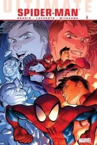 Ultimate Comics Spider-Man, Volume 2: Chameleons