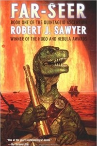 Far-Seer: Book One of the Quintaglio Ascension